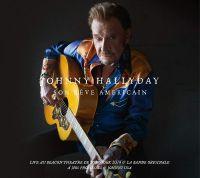 Cover Johnny Hallyday - Son rêve américain [DVD]